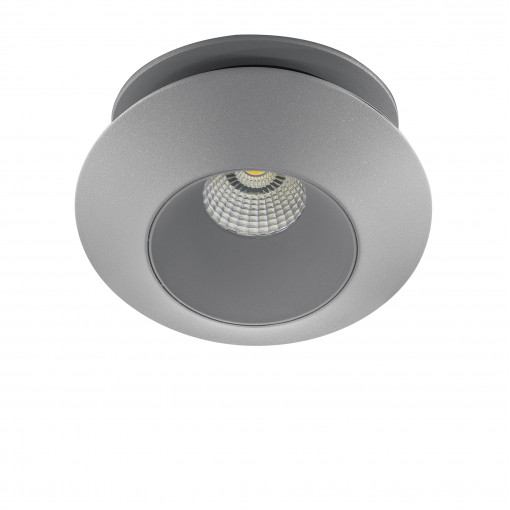 051209 Светильник ORBE LED15W 1240LM 60G СЕРЫЙ 4000K (в комплекте)