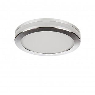 070262 Светильник MATURO LED 9W 730LM ХРОМ/МАТОВЫЙ 3000K (в комплекте)