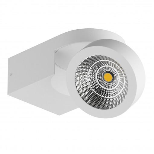 055163 Светильник SNODO LED 10W 980LM 23G БЕЛЫЙ 3000K IP20 (в комплекте)
