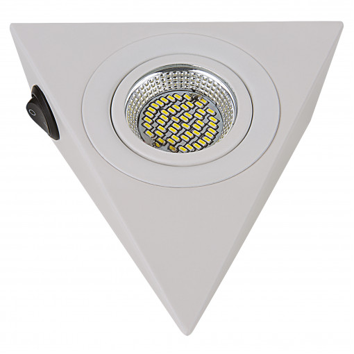 003140 Светильник MOBILED ANGO LED 3.5W 270LM 90G БЕЛЫЙ 3000K (в комплекте)