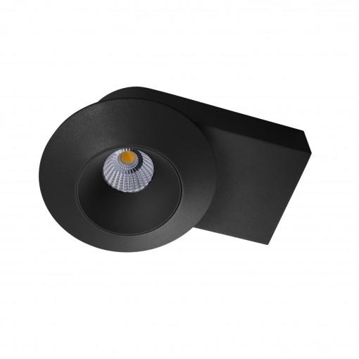 051317 Светильник ORBE LED15W 1240LM 60G ЧЕРНЫЙ 3000K (в комплекте)