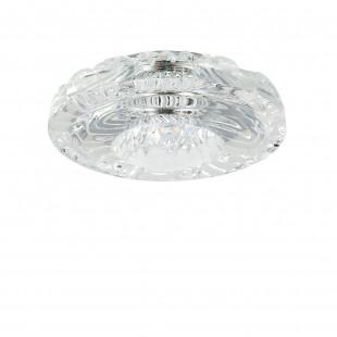 004520*** Светильник ESPRESSO CR G9 ХРОМ/ПРОЗРАЧНЫЙ (в комплекте)