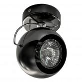 110588 Светильник OCCHIO FABI BK CR HP16 ЧЕРНЫЙ ХРОМ (в комплекте)