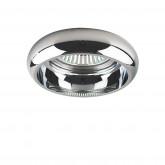 006204 Светильник TONDO CROMO MR16/HP16 ХРОМ (в комплекте)