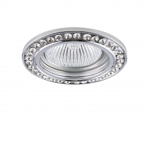011914 Светильник MIRIADE MR16/HP16 ХРОМ (в комплекте)