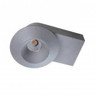 051319 Светильник ORBE LED15W 1240LM 60G СЕРЫЙ 3000K (в комплекте)