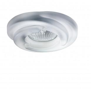 006401 Светильник SPIRA OP MR16 ХРОМ/МАТОВЫЙ (в комплекте)