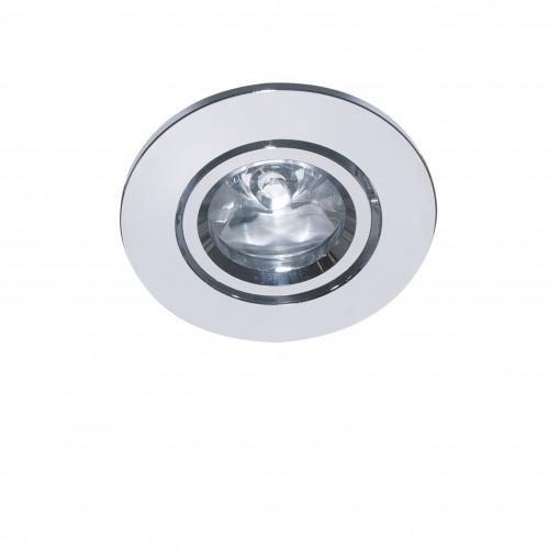 070012*** Светильник ACUTO LED 1W 90LM ХРОМ 3000K (в комплекте)