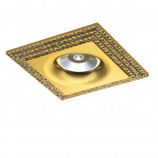 011982 Светильник MIRIADE MR16/HP16 ЗОЛОТО (в комплекте)