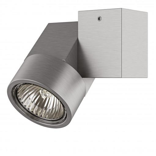 051029 Светильник ILLUMO HP16X1 ХРОМ МАТОВЫЙ (в комплекте)