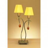 Настольная лампа декоративная Viena (Pantalla) 0360