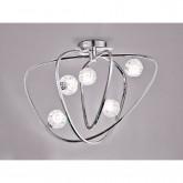 Потолочный светильник LUX CHROME MN_5014