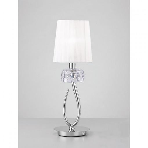 Настольная лампа декоративная Loewe 4637