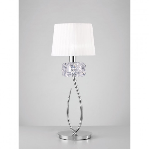 Настольная лампа декоративная Loewe 4636