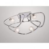 Потолочный светильник LUX CHROME MN_5051