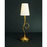 Настольная лампа декоративная Paola 3545