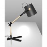 Настольная лампа NORDICA E27 - BLACK MN_4923