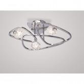 Потолочный светильник LUX CHROME MN_5050