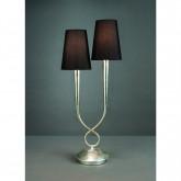 Настольная лампа декоративная Paola 3536