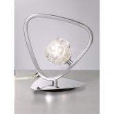 Настольная лампа LUX CHROME MN_5019
