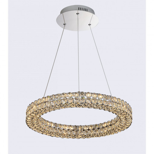 Подвесная люстра CRYSTAL LED MN_4585