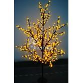 Светодиодное дерево Сакура 180 RL-TRC24-180*90-672-Y