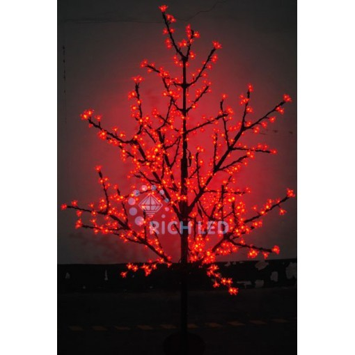 Светодиодное дерево Сакура 180 RL-TRC24-180*90-672-R