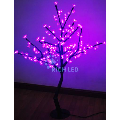 Светодиодное дерево Сакура 110, 24В, РОЗОВОЕ