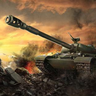 фотообои тематические  World of Tanks ИС-8