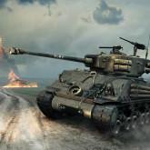 фотообои тематические - World of Tanks - Шерман
