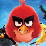 фотообои тематические-Angry Birds2