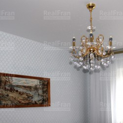 Матовые натяжные потолки для ценителей традиционного дизайна