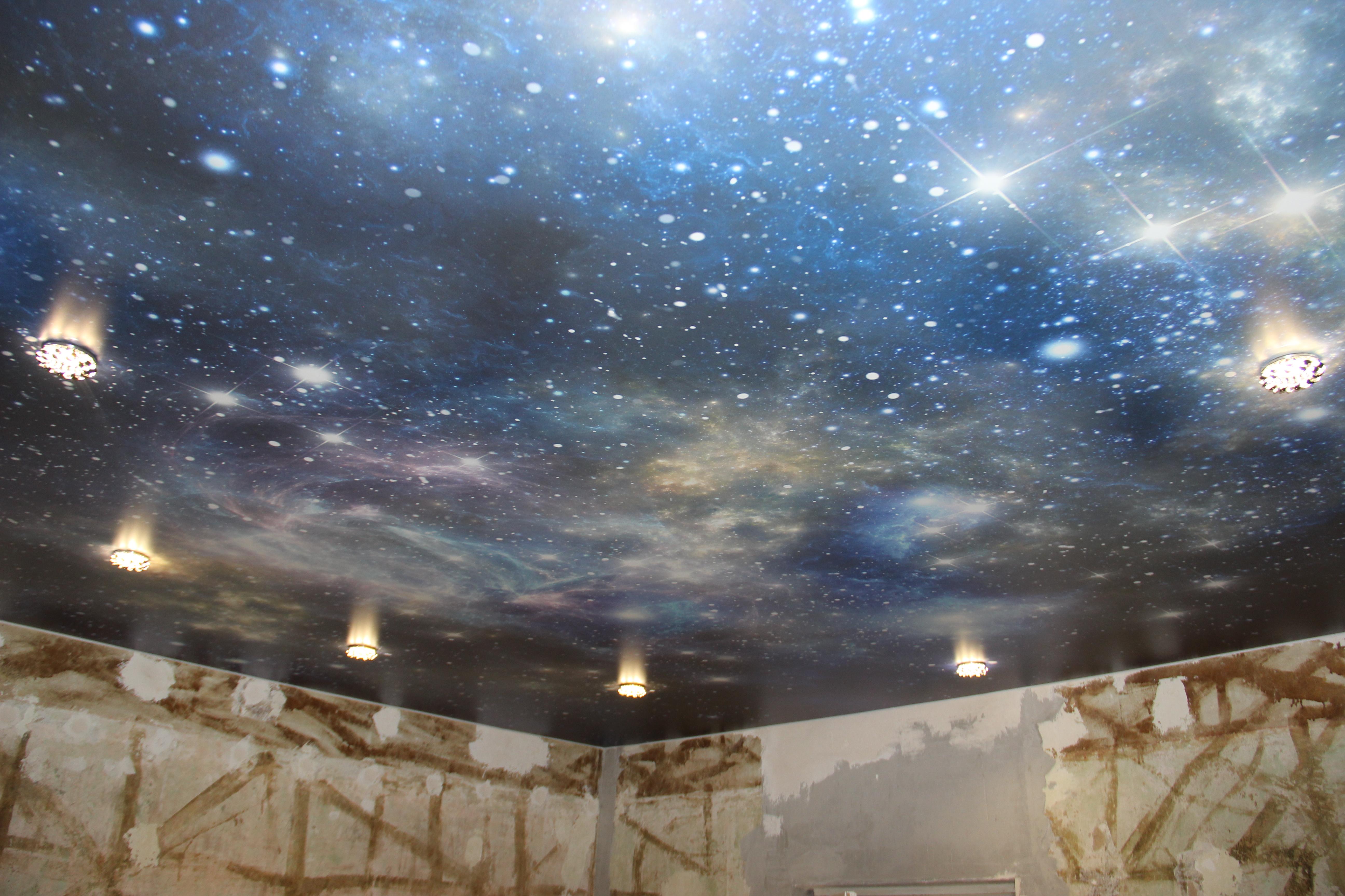 редко образуются звездное небо фотопечать натяжные потолки каталог топор