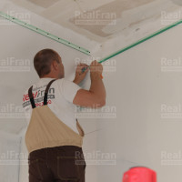 алюминиевый каркас для установки натяжного потолка