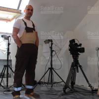 фото видео аппаратура для съемок школы ремонта фирмы RealFran