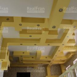 Натяжные ЗD потолки